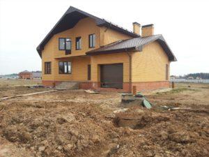 Строительство домов в Анапе и Новороссийске 1